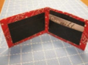 4-H Camp Activity: Duct Tape Wallet