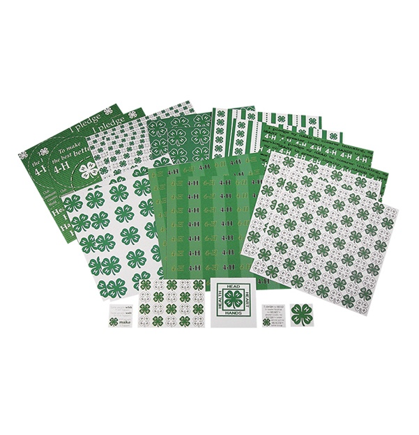 4-H Value Scrapbooking Kit from Shop 4-H