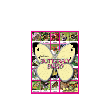 Butterfly Bingo Game from Shop 4-H