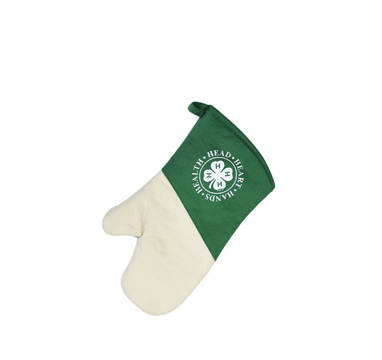 4-H oven mitt from Shop 4-H