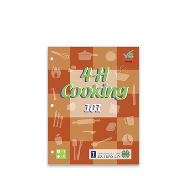 4-H Cooking 101 Curriculum from Shop 4-H