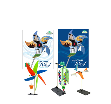 The Power of the Wind Activity bundle from Shop 4-H