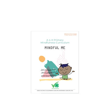 Mindful Me curriculum from Shop 4-H