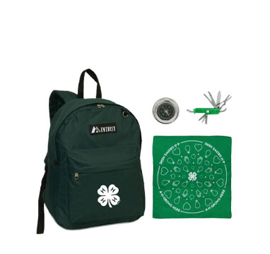 camping supplies bundle from Shop 4-H