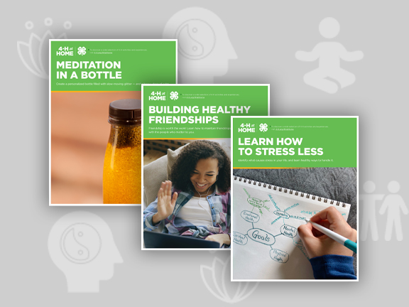 Mindfulness Activities covers